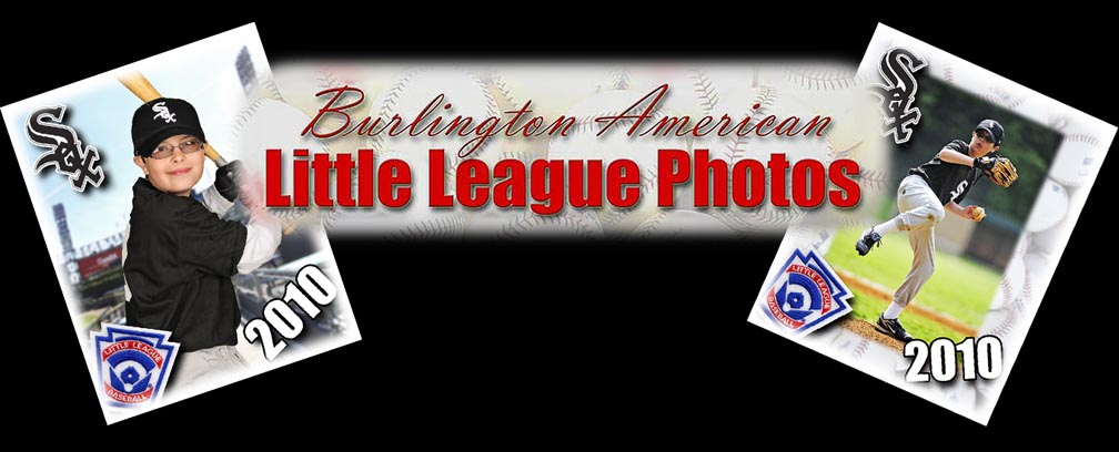 Burlington American Little League Order Here